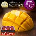 【ふるさと納税】《季節・数量限定》※糖度15度以上※果実の宝