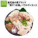 【ふるさと納税】鹿児島の黒ブランド「黒さつま鶏」バラエティセ