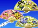 ディズニー公認≪扇子≫ストラップミッキーマウス・グーフィープーさん・リ...