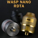 vape リビルダブルアトマイザー RBA RDTA ドリッピングタンクアトマイザー ワスプ ナノ WASPNANO RDTA OUMIER WASP NANO RDTA