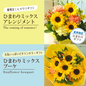【送料無料】ヒマワリギフト登場!