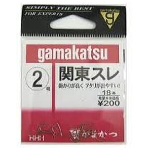 がまかつ(Gamakatsu) バラ  関東スレ 茶 4