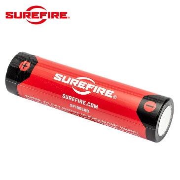 ポスト投函商品 SUREFIRE (シュアファイア) 3.6v 3500mAh 18650 Micro USB Lithium Ion Rechargeable Battery (SF18650B) 18650電池 USB充電可能
