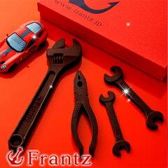 見た目は「車の工具」!神戸フランツのプレミアムチョコ使用。【工具チョコレート】カーマニア...