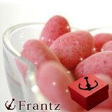 母の日 プレゼント 香ばしいアーモンドをストロベリーチョコと苺パウダーで仕上げた苺アーモンドチョコレート 【内祝い 洋菓子 チョコレート】