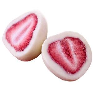 苺トリュフはおすすめいちごスイーツ