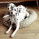 【犬 ベッド】ウォッシャブル ラウンド ベッド L サイズ【ペットソファ ペットベット 犬ベッド ペットベッド ペットソファ犬用品】