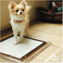 犬 トイレアクリル製、オシャレなデザインのおトイレ♪丸洗い出来ます☆トイレトレー S 犬 トイレ