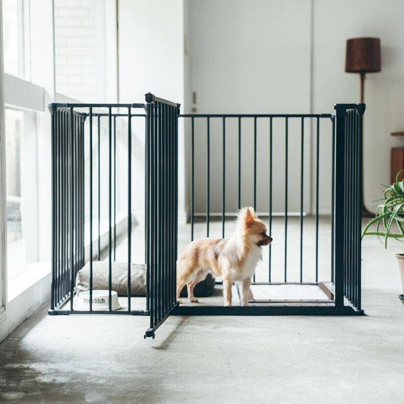 【楽天市場】スチール製 Scandinavian Pet Design小型・中型犬用サークル 6枚セット