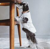 【犬 服】【ドッグウェア】クールマックス ストライプ シャツ