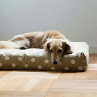 【犬ベッド】ウォッシャブルスクエアベッドS