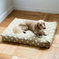 犬/ベッド/小型犬用のシンプルベッド