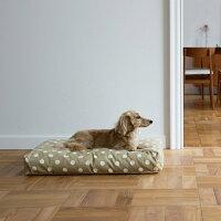 【犬ベッド】ウォッシャブルスクエアベッドM