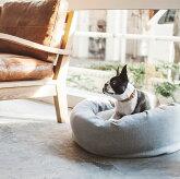 犬/ベッド/小型犬〜中型犬のウォッシャブルベッド