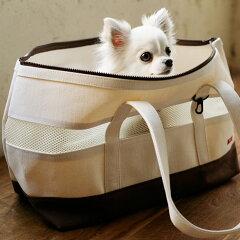 犬 キャリーバッグ carry bag♪ ザブっと洗えるからアクティブなオーナーさんに最適! free sti...
