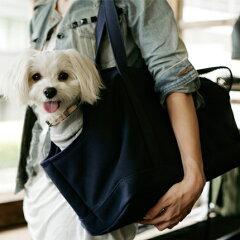 【犬 キャリーバッグ】犬用 スクエアトート Mサイズ【キャリーバック carry bag fr…