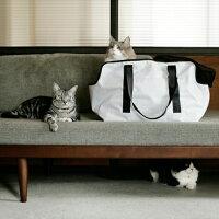 キャリーバッグ,キャット用,スクエアトートMサイズ