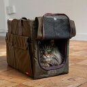 【猫 キャリー】バルコディ キャリー Lサイズキャリーバッグ 猫用 ねこ バッグ シンプル 日本製 かわいい バッグ シンプル 病院 シンプル 丈夫 目隠し メッシュ 肩掛け 斜め掛け ポケット 大きい猫 日本製 日本 交通機関 電車 その1