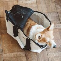 スクエアトートターポリンLサイズ犬