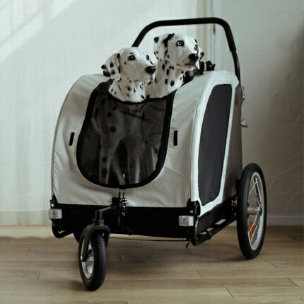 Air Buggy for Dog CUBE NEST(キューブ ネスト)AirBuggy 犬 カートエアバギー:free stitch