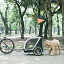 Air Buggy for Dog NEST BIKE (ネスト バイク)AirBuggy 犬 カートエアバギー 1