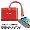 【送料無料】iPhone/iPad/iPod to HDMI