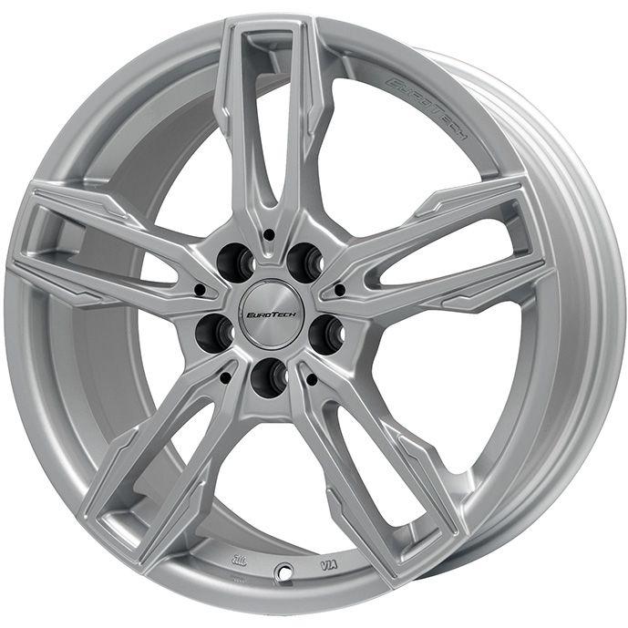 タイヤ・ホイール, スタッドレスタイヤ・ホイールセット  V70 FALKEN W-ACE 24540R18 18 4 EUROTECH () 7.5J 7.50-18