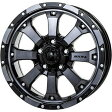 【送料無料】 DUNLOP ダンロップ ウィンターMAXX SJ8 265/65R17 17インチ スタッドレスタイヤ ホイール4本セット MKW MK-46 8J 8.00-17