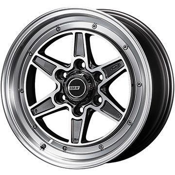 タイヤ・ホイールセット, サマータイヤ・ホイールセット  200 21560R17 17 SSR MK6 6.5J 6.50-17 FALKEN W11 109107N 4