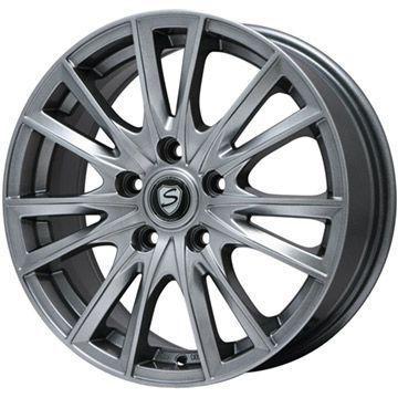 MICHELIN ミシュラン X-ICE 3プラス(限定) 205/60R16 16インチ スタッドレスタイヤ ホイール4本セット BRANDLE ブランドル 485 6.5J 6.50-16