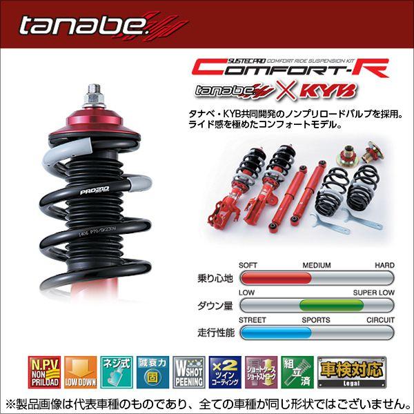 サスペンション, 車高調整キット  TANABE SUSTEC PRO CR DJ5FS CRDJ5FSK