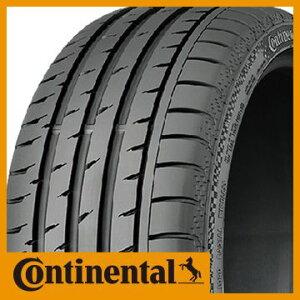 【送料無料】CONTINENTALコンチスポーツコンタクト3NPORSCHE承認285/40R19103(Y)タイヤ単品1本価格