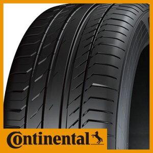 【送料無料】CONTINENTALコンチスポーツコンタクト5PMGTMASERATI承認245/35R2196(Y)XLタイヤ単品1本価格