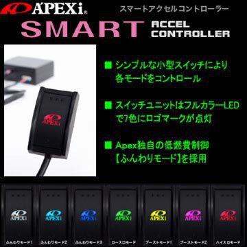 【スロコン スロットルコントローラー】【SMART ACCEL CONTROLLER】【低燃費制御 エコ走行から...