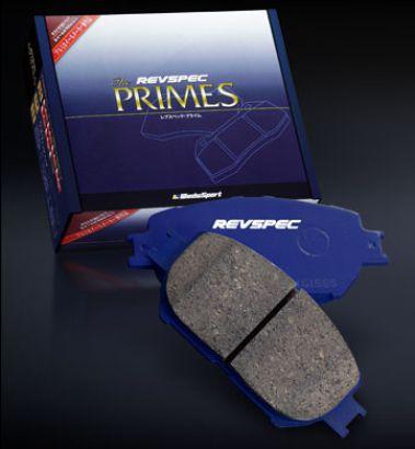 送料無料(一部離島除く) WEDS REVSPEC レブスペック プライム ブレーキパッド・フロント ミツビシ チャレンジャー(1996〜2001 K94W) フジコーポレーション