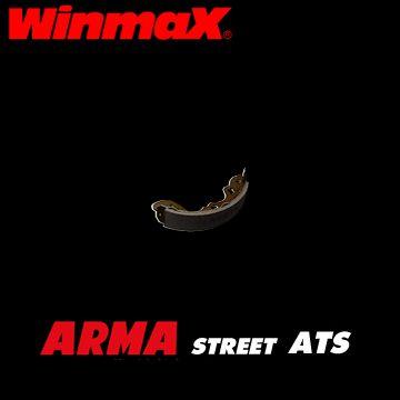 送料無料(一部離島除く)Winmax ARMA ATSリアシューHONDA ライフ(ライフダンク JB4)【smtb-td】 フジコーポレーション フジコーポレーション