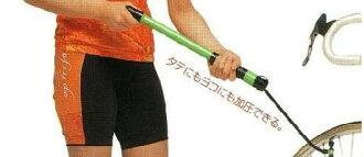 毛皮解放軍方便 No.940 世界的第一個工程塑膠通過自行車打氣筒