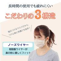 【送料無料】99.9%花粉カットガーゼマスク日本製洗えるノーズワイヤー入り綿100%ふんわり抗菌ゴム(やさしいマスク潔-isagiyoi-MASK)喉乾燥保湿対策布マスク敏感肌耳が痛くないお肌に優しい