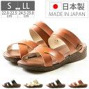サンダル 日本製 フラット つっかけ 柔らかい 歩きやすい