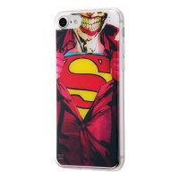 iPhone8 ケース iPhone8ケース iPhone 7 ケース カバー アイフォン8ケース iPhone 7ケース iPhone8 ケース アイホン8ケース スーパーマン TPUケース+背面パネル