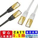(まとめ)10個セット LANケーブル 配線 フラット CAT6 1m 青 AS-CAPC パソコン 018X10【×2セット】