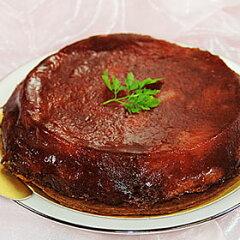 冷蔵( ホール ケーキ ホールケーキ )でお届け! バースデーケーキ りんごの味を時間と手間隙を...