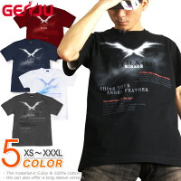 翼|天使|クール|Tシャツ|GENJU