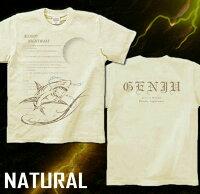 トライバル|鮫|夏|海|Tシャツ|GENJU