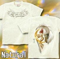 天使|翼|美麗|美人|Tシャツ|GENJU