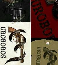 拳銃,蛇,ロック系,メンズ,レディース,Tシャツ,ロングTシャツ,長袖/半袖,武器,マグナム|GENJU