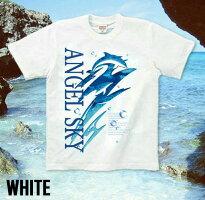 イルカ|海|ドルフィン|夏|Tシャツ|GENJU