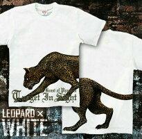 ヒョウ柄|豹|ストリート系|Tシャツ|GENJU