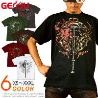 トール|ハンマー|ファンタジー|Tシャツ|GENJU