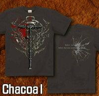 トール|ハンマー|武器|ファンタジー|Tシャツ|GENJU